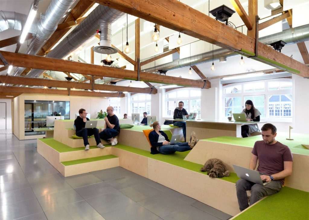 Office Workplace Design Trends: 8 Office Design Trends That Will Dominate In 2018