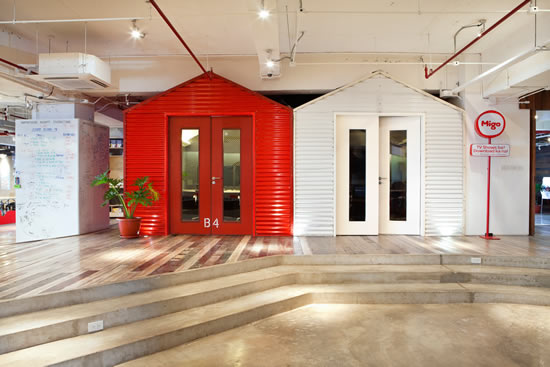 7 Big Companies with the Coolest Offices in BGC - Migo